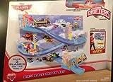 Disney Planes Micro Drifters Wall Race Track Set (includes Dusty Micro Drifter)