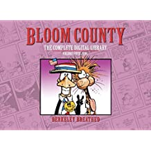 Bloom County: Complete Library Vol. 4 (Bloom County- The Complete Library)