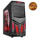DILC VENUS | PC DESKTOP GAMING | ASSEMBLATO COMPLETO | PLANETS SERIES | COMPUTER FISSO Amd FX-6350 FINO A 4.2 GHZ | SK VIDEO GTX 1050 2GB | RAM 8 GB | HARD DISK 1 TB | MASTERIZZATORE | USB 3.0 | 650W HALF-MODULAR con VENTOLA LED | SISTEMA OPERATIVO WINDOWS