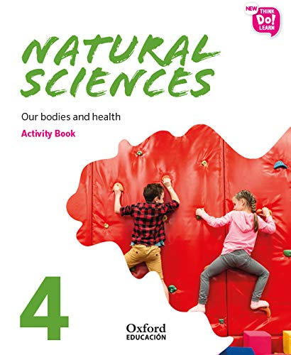 New Think Do Learn Natural Sciences 4. Activity Book. Our bodies and health (National Edition)