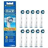 Oral-B Precision Clean - Pack de 10 cabezales de recambio