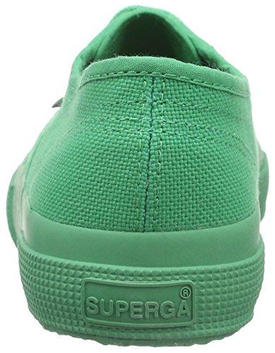 Superga 2750 Cotu Classic, Sneakers Unisex-Adulto Verde (A03)