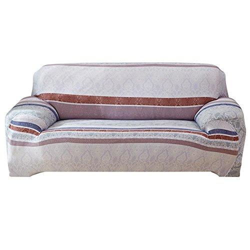 Seawang Funda sofá 1 2 3 4 plazas Funda Antideslizante