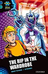Project X Alien Adventures: Dark Blue Book Band, Oxford Level 16: The Rip in the Wardrobe