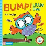 Bump! Little Owl: An Interactive Story Book (Little Movers)