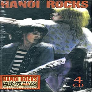 Hanoi Rocks Box 4 CDS