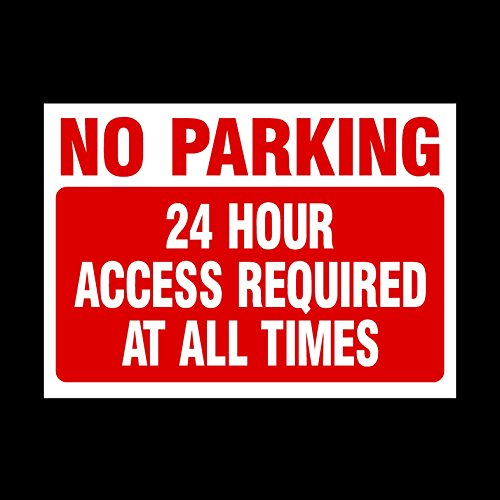 no-parking-24-hour-access-required-at-all-times-3mm-metal-sign-private-property-parking-clamping-dis