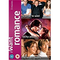I Want - Romance: License to Wed / No Reservations / Lucky You [DVD]