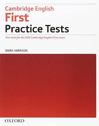 Cambridge English First Practice Tests