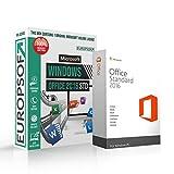 Microsoft� Office 2016 Standard DVD mit original Lizenz. Europsoft Box. Papiere & Zertifikate. Alle Sprachen 32 & 64bit Bild