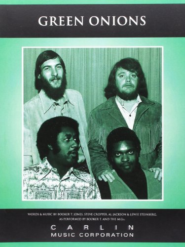 Booker T And The Mgs Green Onions Piano & Guitar Partition