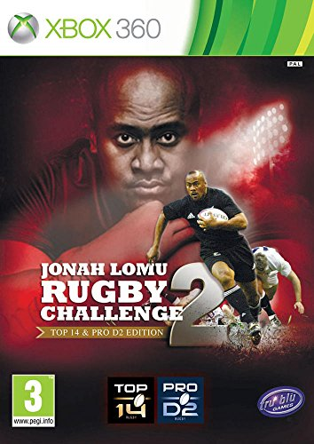 Jonah Lomu Rugby (Jonah Lomu Rugby challenge 2)