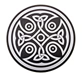 Holzschild Aragon, rund, Ornament von VAH