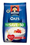 Start your morning with a wholesome bowl of Quaker Oats- the perfect breakfast porridge for the whole family.  Quaker oats is made from 100 % wholegrain oats, which is a natural source of carbohydrates, protein, and dietary fibre. It helps reduce the...