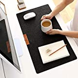 #4: Yourig Table Computer Mouse Pad,Game Mouse Mat,Simple Warm Office Desk Keyboard