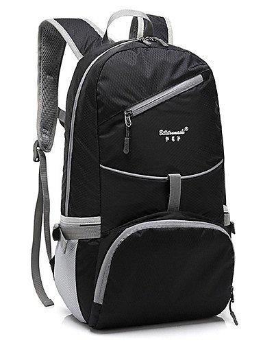 ZQ 25 L Andere Camping & Wandern Draußen Multifunktions andere PU Leder / Oxford / Terylen Black