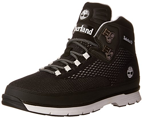 Mens Timberland Mens Euro Hiker Spacer Boots in Black, used for sale Delivered anywhere in UK
