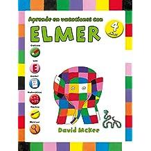 Aprende en vacaciones con Elmer (Elmer. Cuadernos de vacaciones 4 años)