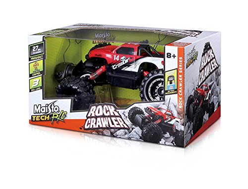 Maisto RC Rock Crawler - 4