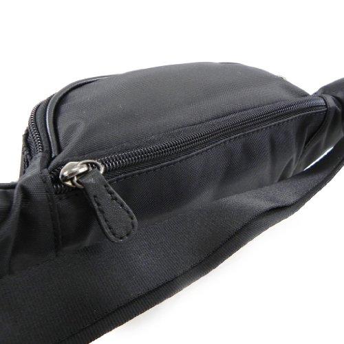 Fanny pack 'Lafayette' negro.