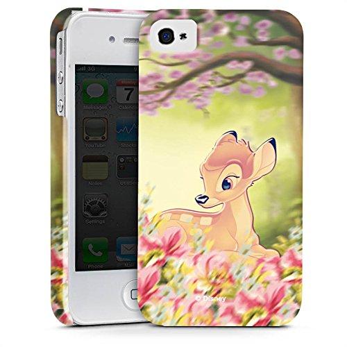 Apple iPhone 8 Plus Silikon Hülle Case Schutzhülle Disney Bambi Geschenke Fanartikel Premium Case glänzend