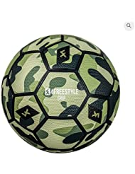 CAMOUFLAGE GRIPBALL - BALLON DE FOOTBALL FREESTYLE