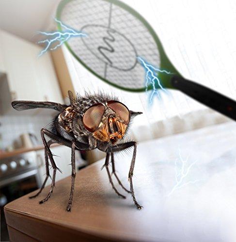 Gardigo set de 3 raquettes lectriques anti moustiques for Cultiver des autoflo en interieur