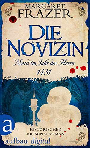Buchseite und Rezensionen zu 'Die Novizin' von Margaret Frazer