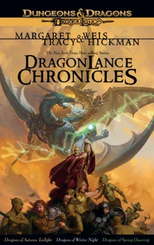 Dragonlance Chronicles Trilogy: A Dragonlance Omnibus by Margaret Weis (July 06,2010)