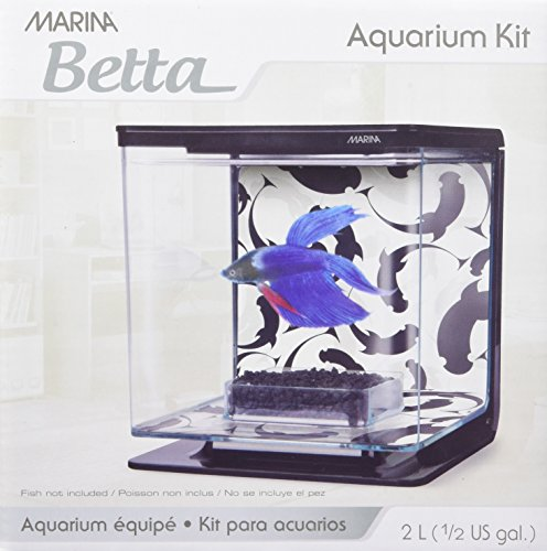 Hagen Marina Betta Aquarium-Starter-Set, Ying/Yang - 3