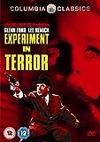 Experiment in Terror [DVD] [1962]