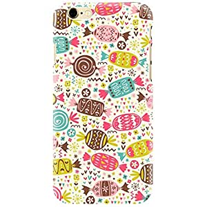Wildpunch WP-IP6(43) Candy Pattern Designer Phone Back Cover Case For IPhone 6