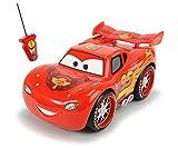 Dickie-Spielzeug 203089574 - Disney Cars RC Junior Line Lightning McQueen 1:30