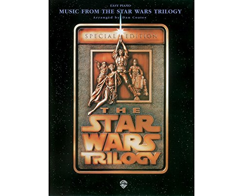 Price comparison product image Music From The Star Wars Trilogy - Easy Piano (Special Edition) - Sheet Music