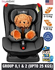 Trumom (USA) Baby Convertible Sports Car Seat for Kids 0 to