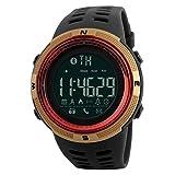 Reloj Inteligente Btruely Herren Bluetooth 4.0/ Android 4.3 o Superior/iOS 7.0 o Superior Smart Watch y Trabajo Reloj Deportivo Pulsera Actividad Inteligente (Samsung, LG, iPhone, MI, Huawai)