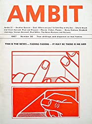 Ambit Magazine 32