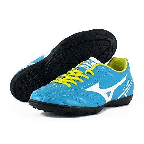 Mizuno , Chaussures pour homme spécial foot en salle Bleu - Celeste