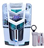 #3: DE AquaZpure 15L 14 Stage RO UV UF TDS Alkaline Water Purifier with Full KIT (A500)