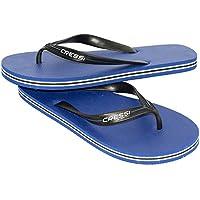 Cressi Bahamas Junior, Chanclas Flip Flops, Niños, Azul (Blau), 33/34
