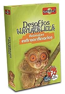 Bioviva- Desafíos de la Naturaleza: Animales Extraordinarios, (Asmodee BINC0021)