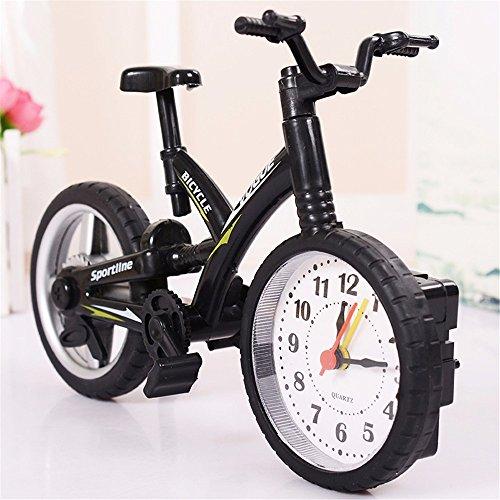 Preisvergleich Produktbild DIDADI Alarm clock Kreative Fahrrad styling Alarm am Bett faule Person Fahrrad der Tabelle