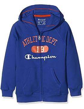 Champion Jungen Hooded Full Zip Sweatshirt Kapuzenjacke