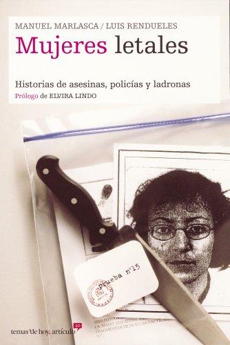 Mujeres letales por Manuel Marlasca