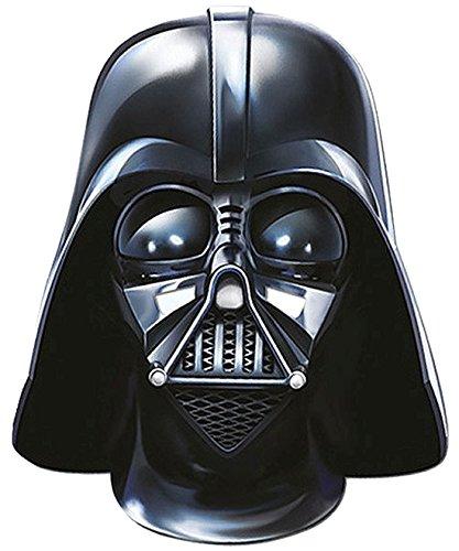 ars Darth Vader Maske, Schwarz (Erwachsene Und Kinder Darth Vader Maske)