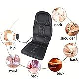 Vinteky Coussin de massage Chauffante de siège de voiture...