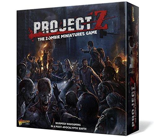 Preisvergleich Produktbild Project Z - Das Zombie Miniaturenspiel - Grundspiel (Deutsche Ausgabe)