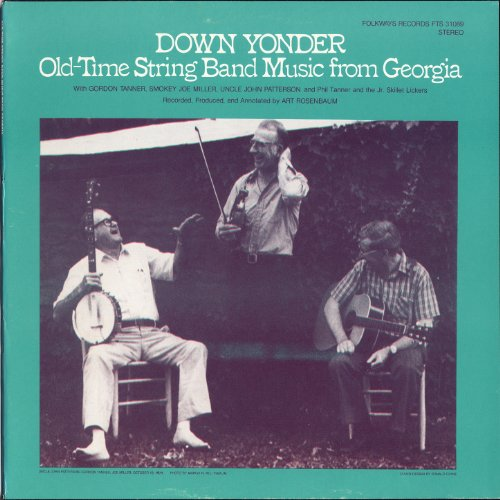 Georgia String (Down Yonder: Old Time String Band Music from Georgia)