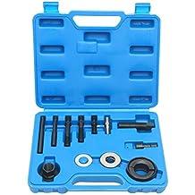 FreeTec – 12 piezas Polea Extractor Y Set de instalación para la mayoría ...