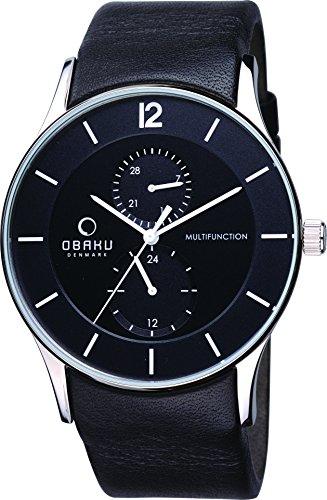 Reloj - Obaku By Ingersoll - Para Hombre - V157GMCBRB